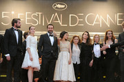Gilles Lellouche and Anais Demoustie Photos Photo