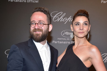 Clotilde Courau Chopard Space Party - Photocall - The 70th Cannes Film Festival