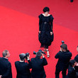 Clotilde Hesme 70th Anniversary Red Carpet Arrivals - The 70th Annual Cannes Film Festival