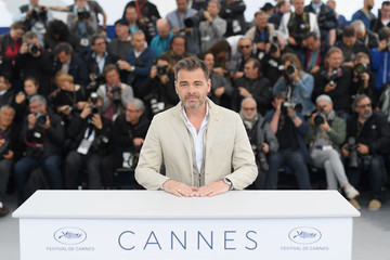 Clovis Cornillac 'Little Tickles (Les Chatouilles)' Photocall - The 71st Annual Cannes Film Festival