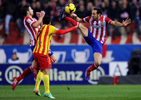 barcelona vs atletico madrid results today