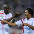 Stephane Mbia and Carlos Bacca Photos