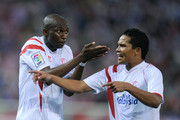 Stephane Mbia and Carlos Bacca Photos Photo