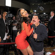Guillermo Rodriguez and Ariel Meredith Photos