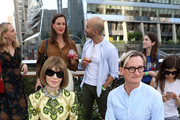Anna Wintour and Hamish Bowles Photos Photo