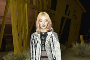 Influencer Irene Kim attends Coach FW17 Show at Pier 76 on February 14, 2017 in New York City.