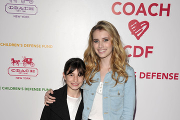 Grace Roberts Coach Hosts An Evening of Cocktails and Shopping To Benefit The Children's Defense Fund - Red Carpet