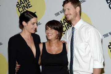 Cobie Smulders Actors Arrive to the 'Unexpected' Premiere During the BAMcinemaFest 2015