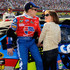 Mark Martin Photos - Mark Martin (L), driver of the #5 CarQuest Chevrolet, speaks with his wife Arlene on the grid prior to the start of the NASCAR Sprint Cup Series Coca-Cola 600 at Charlotte Motor Speedway on May 30, 2010 in Concord, North Carolina. - Coca-Cola 600