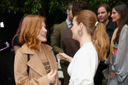 Amy Adams and Jessica Chastain Photos Photo