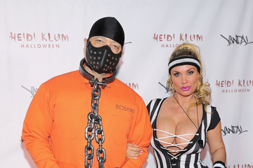 Coco Heidi Klum's 17th Annual Halloween Party sponsored by SVEDKA Vodka at Vandal New York - Arrivals
