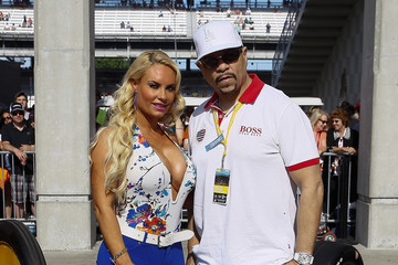 Coco Celebrities Attend Race - 2014 Indy 500