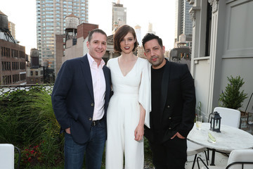Coco Rocha James Conran Saks And American Express Platinum Celebrate The Shop Saks With Platinum Benefit Launch With A Summer Soiree At The NoMad Rooftop