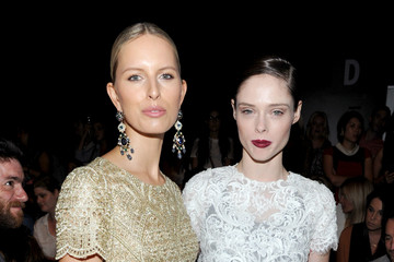 Coco Rocha The Marchesa Spring/Summer 2017 Fashion Show Co-Hosted by FIJI Water