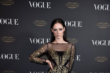 Coco Rocha Vogue 95th Anniversary Party Arrivals - Paris Fashion Week Womenswear Spring/Summer 2016