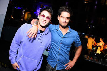 Cody Christian Tyler Posey FANDOM Fest Party At SDCC