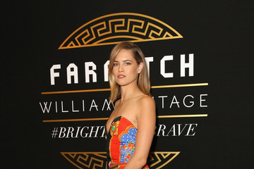 Cody Horn Farfetch and William Vintage Celebrate Gianni Versace Archive hosted by Elizabeth Stewart and William Banks-Blaney