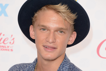 Cody Simpson Arrivals at the Teen Choice Awards