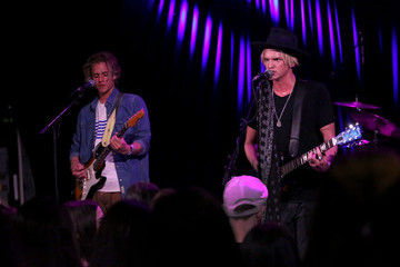 Cody Simpson Hollister's Holiday Carnival with Coast House