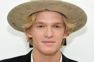 Cody Simpson Arrivals at the Elton John AIDS Foundation Oscars Viewing Party — Part 3