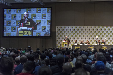 Col Needham Col Needham, Founder & CEO Of IMDb, Judges the ComiXology Movie Trivia Panel Hosted by Kevin Smith at San Diego Comic-Con 2017