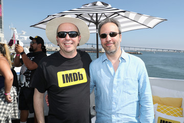 Col Needham #IMDboat at San Diego Comic-Con 2017: Day Two