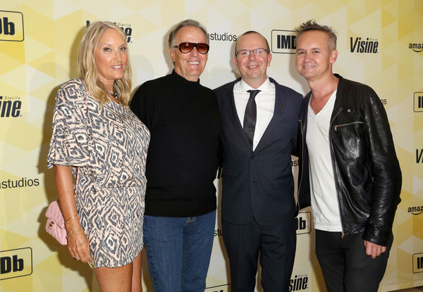 IMDb's 25th Anniversary Party Co-Hosted by Amazon Studios, Presented by VISINE