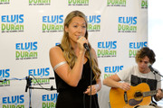 Colbie Callait Visits a Radio Morning Show