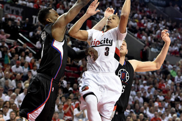 Cole Aldrich Los Angeles Clippers v Portland Trail Blazers - Game Six