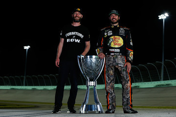 Cole Pearn Monster Energy NASCAR Cup Series Championship Ford EcoBoost 400
