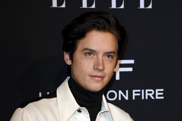 Cole Sprouse 25th Annual ELLE Women In Hollywood Celebration - Arrivals