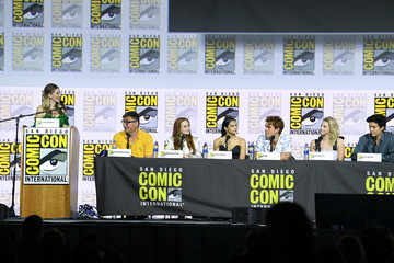 Cole Sprouse Camila Mendes 2019 Comic-Con International - 'Riverdale' Special Video Presentation And Q/A
