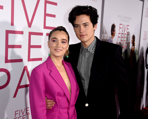 Cole Sprouse and Haley Lu Richardson Photos - 12 of 61