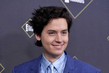 Cole Sprouse 2019 E! People's Choice Awards - Press Room