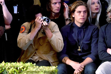 Cole Sprouse Made LA: Tyler, The Creator Show