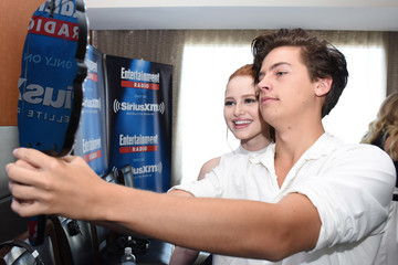 Cole Sprouse SiriusXM's Entertainment Weekly Radio Channel Broadcasts From Comic-Con 2016 - Day 3