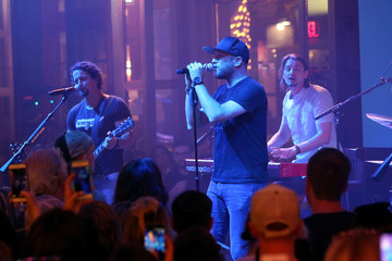 Cole Swindell Spotify's Hot Country Presents Midland More At Ole Red During CMA Fest