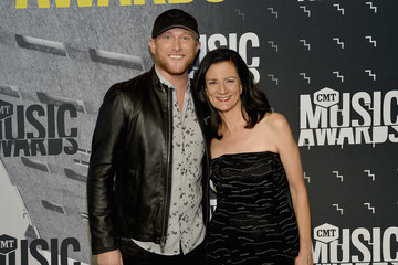 Cole Swindell 2017 CMT Music Awards - Red Carpet