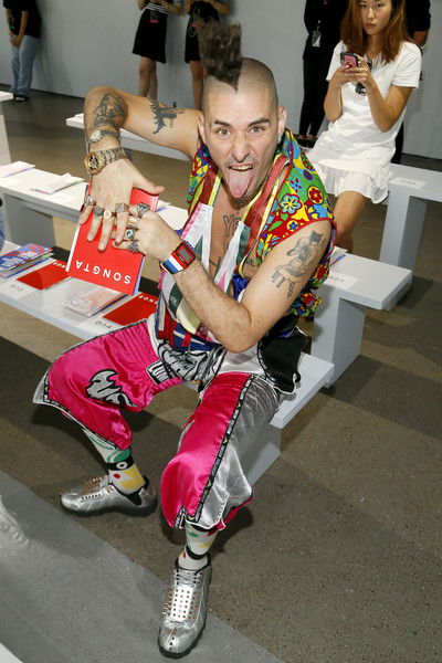 TMall China Cool: I-Am-Chen, Songta - Front Row - September 2019 - New York Fashion Week: The Shows