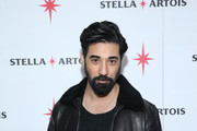 Ray Panthaki at the Colette cast party in Cafe Artois during the  Sundance Film Festival in Park City, Utah on Saturday, January 20, 2018.