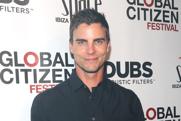 Colin Egglesfield Global Citizen Festival Official Afterparty