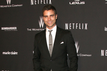 Colin Egglesfield Arrivals at the Weinstein's Golden Globes Afterparty