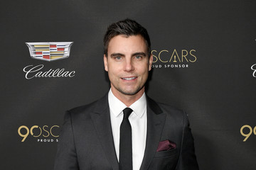 Colin Egglesfield Cadillac Celebrates The 90th Annual Academy Awards - Arrivals