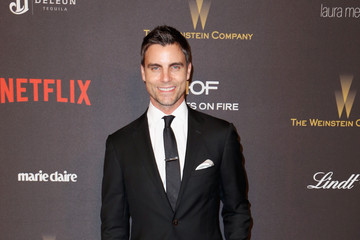 Colin Egglesfield 2016 Weinstein Company And Netflix Golden Globes After Party - Arrivals