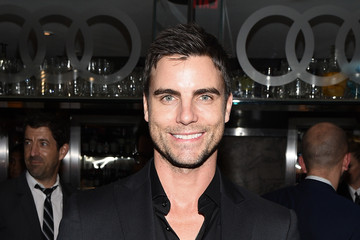 Colin Egglesfield Audi Celebrates Golden Globes Week 2015