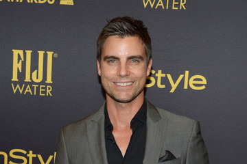 Colin Egglesfield Hollywood Foreign Press Association And InStyle Celebrate The 2017 Golden Globe Award Season