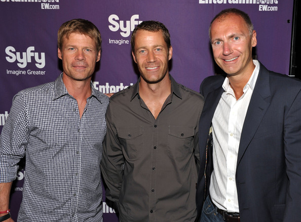 Joel Gretsch and colin ferguson