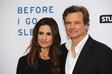 "Colin Firth ""Before I Go To Sleep"" - UK Gala Screening - Inside Arrivals"