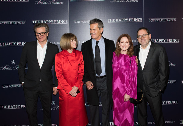'The Happy Prince' New York Screening