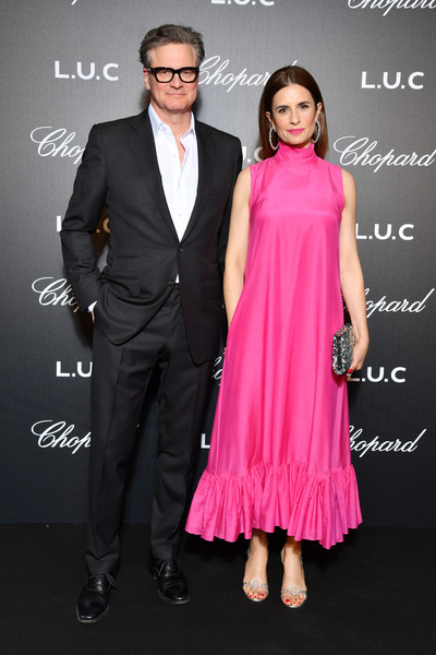 Chopard And Annabel's Host The Gentleman's Evening At The Hotel Martinez - 72th Cannes Film Festival